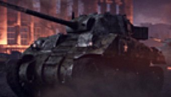 World of Tanks, Tr�iler Cinem�tico Gamescom