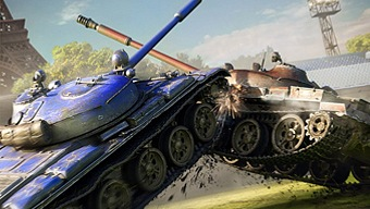 Video World of Tanks, Tank Football