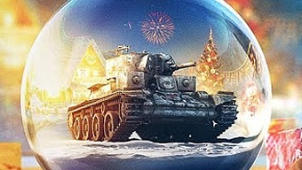 Video World of Tanks, World of Tanks: Holiday Ops 2018