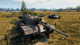 World of Tanks se renueva con World of Tanks 1.0