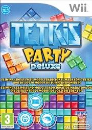 Tetris Party Deluxe Wii