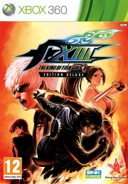 Carátula de The King of Fighters XIII - Xbox 360