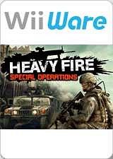 Carátula de Heavy Fire: Special Operations - Wii