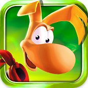Carátula de Rayman 2: The Great Escape - iOS