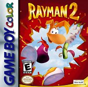Carátula de Rayman 2: The Great Escape - GBC