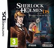 Carátula de Sherlock Holmes - DS