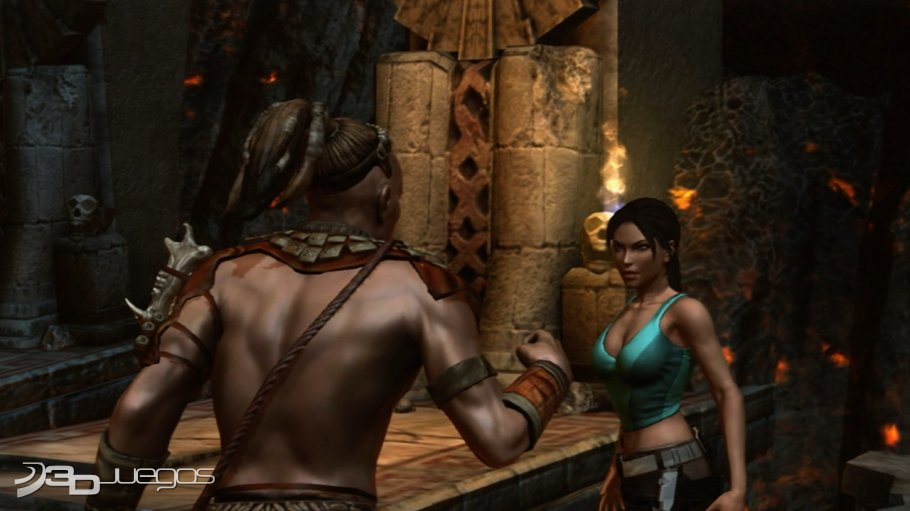 Lara Croft and the Guardian of Light - An�lisis