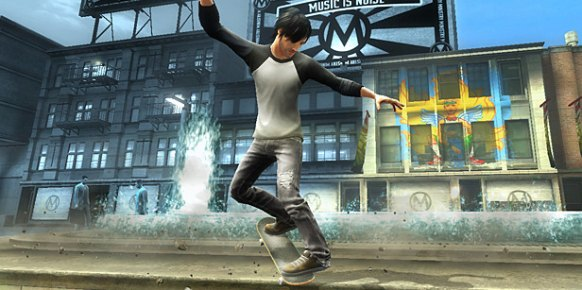 Shaun White Skateboarding análisis