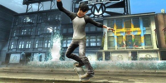 Shaun White Skateboarding an�lisis