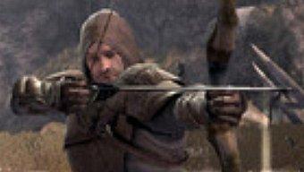 Video LotR: La Guerra del Norte, Gameplay: Montaraz