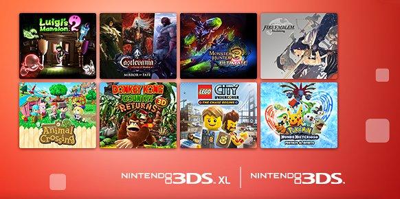 Nintendo Regalara Un Juego De 3ds Con La Promocion Tantos Juegos