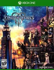 Carátula de Kingdom Hearts III - Xbox One