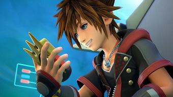 Comparten casi media hora de gameplay de Kingdom Hearts 3