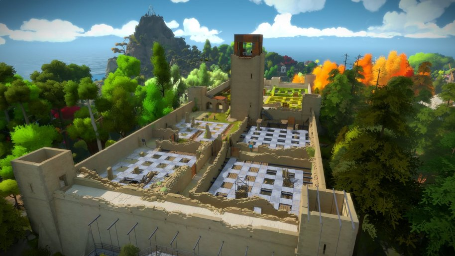 The Witness PC