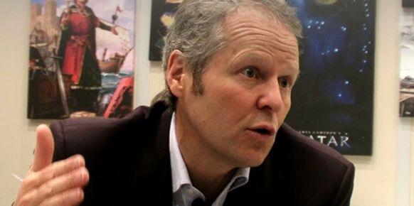 Yves Guillemot, presidente de Ubisoft.