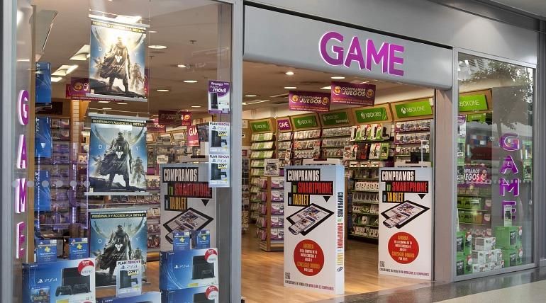 Game y sus tiendas podrían ser vendidas a un gigante del deporte _logos_y_personajes_-4902885