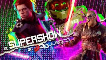 Especial videojuegos de Star Wars, Xbox Series X y Assassin's Creed Valhalla en el SuperShow