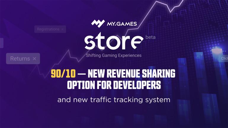 La tienda MY.GAMES Store anuncia un agresivo reparto de ingresos superior al de Epic Games Store