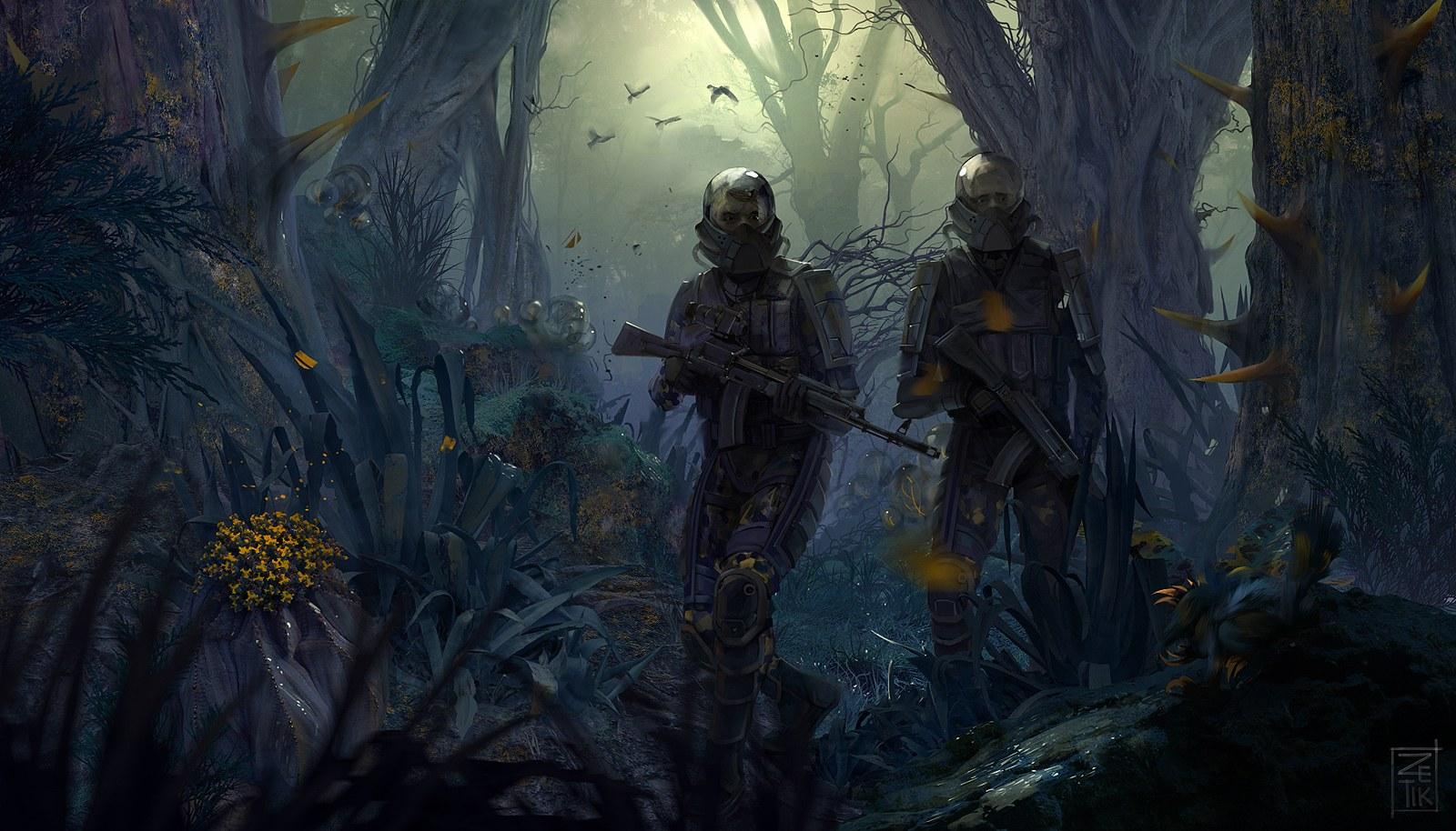 Areal, el sucesor espiritual de S.T.A.L.K.E.R., buscará el apoyo de los fans en Kickstarter