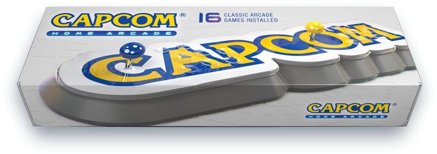 Capcom Home Arcade: precio, disponibilidad y diseño de la nueva miniconsola de Capcom