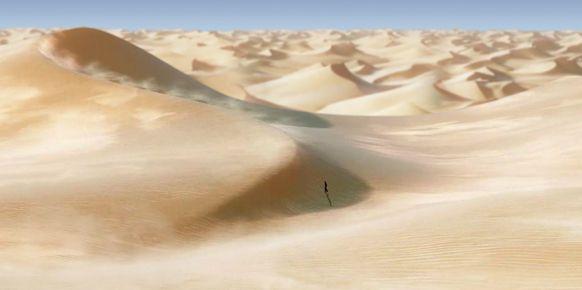 Sony inicia una misteriosa cuenta atrás con el desierto como protagonista