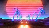 Power Drive 2000, un arcade de carreras con estética ochentera, encara su recta final en Kickstarter
