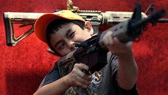 """Asociación Nacional del Rifle: """"los videojuegos crean niños enfermos"""""""