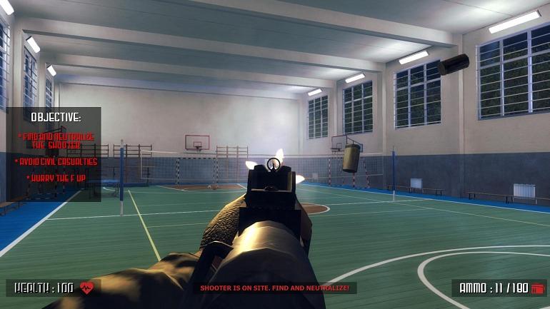 Steam retira un simulador de tiroteos en escuelas