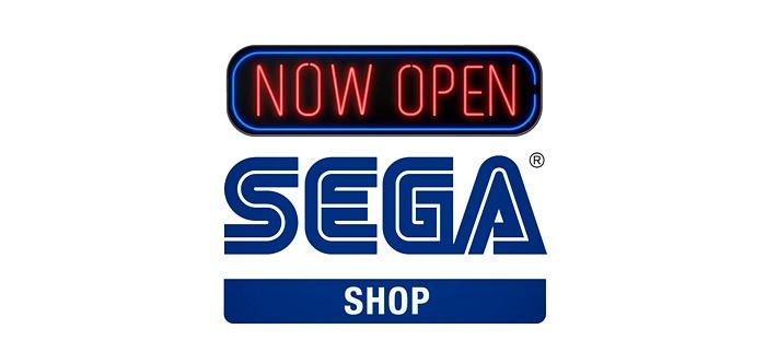 SEGA y Numskull abren una tienda de coleccionables en Europa