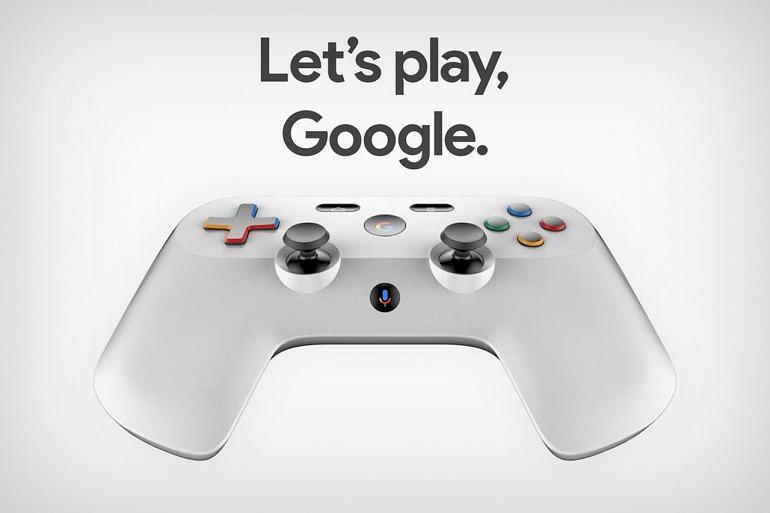 """Google presentará su """"visión para el futuro de los videojuegos"""" la semana que viene"""