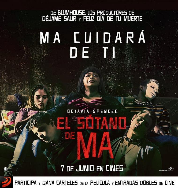 """Sorteamos entradas dobles y carteles para ver """"El Sotano de Ma"""" en cines"""
