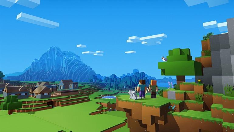 Mojang publicó Minecraft: Education Edition hace unos años.