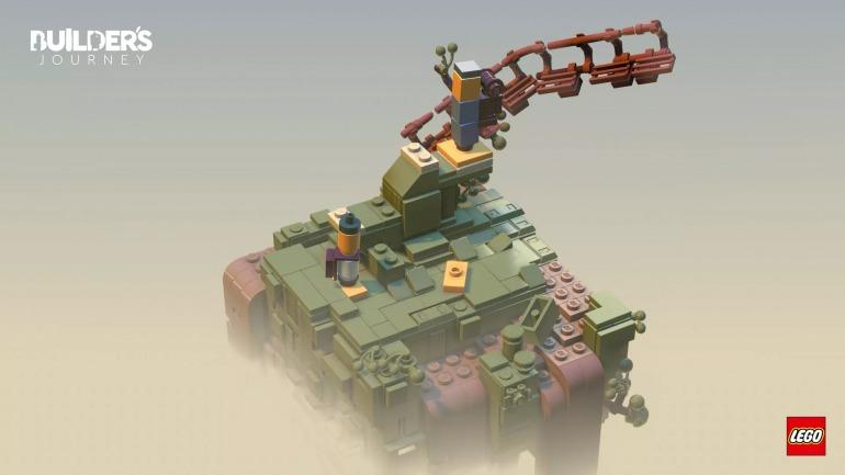 El nuevo estudio de LEGO quiere hacer juegos totalmente distintos a los habituales en la firma de juguetes