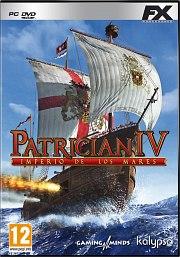 Carátula de Patrician IV - PC