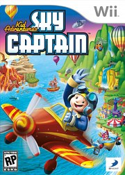 Kid Adventures Sky Captain