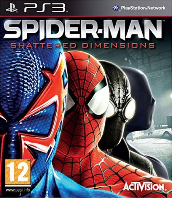 Spider-Man Shattered Dimensions para PS3 - 3DJuegos