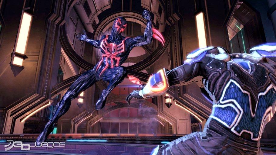 Spider-Man Dimensions - Impresiones E3