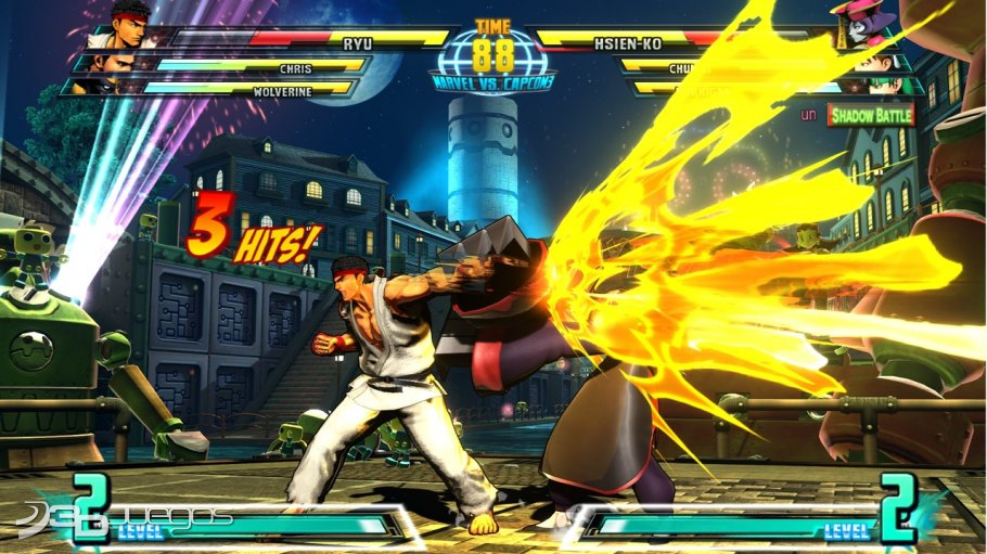 Marvel vs Capcom 3 - An�lisis