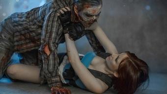 Espeluznante cosplay de Resident Evil 3