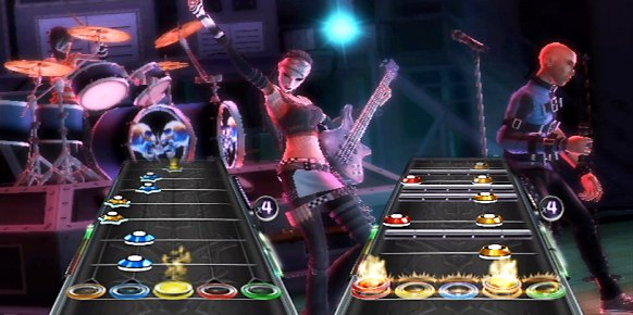 Guitar Hero Warriors of Rock an�lisis