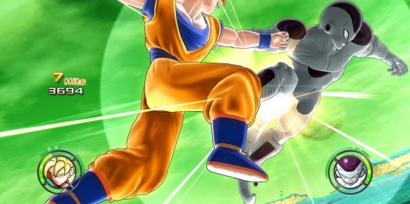 Dragon Ball Raging Blast 2 an�lisis