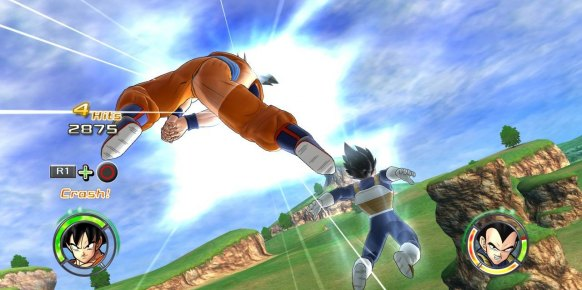 Dragon Ball Raging Blast 2: Dragon Ball Raging Blast 2: Impresiones E3 2010
