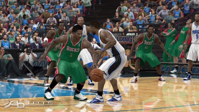 NBA Elite 11 - Primer contacto
