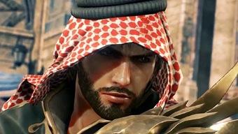 Video Tekken 7, Shaheen vs. Lars