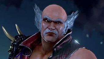 Video Tekken 7, Tráiler de Lanzamiento