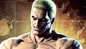 Video Tekken 7 - Geese Howard (DLC)