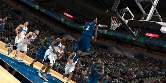 NBA 2K11 an�lisis