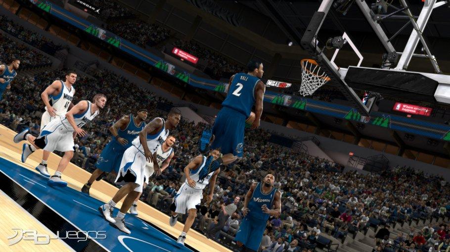 NBA 2K11 - An�lisis