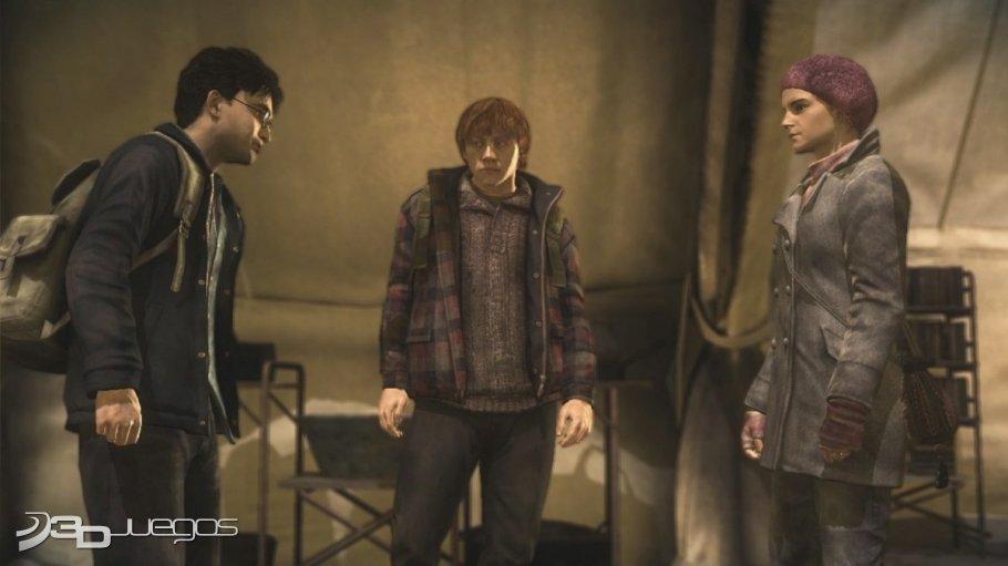 Imagenes De Harry Potter Y Las Reliquias De La Muerte Parte I Para