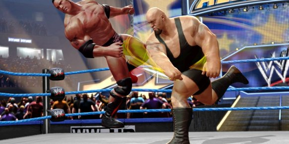 WWE All Stars: Impresiones jugables: THQ Gamers Week